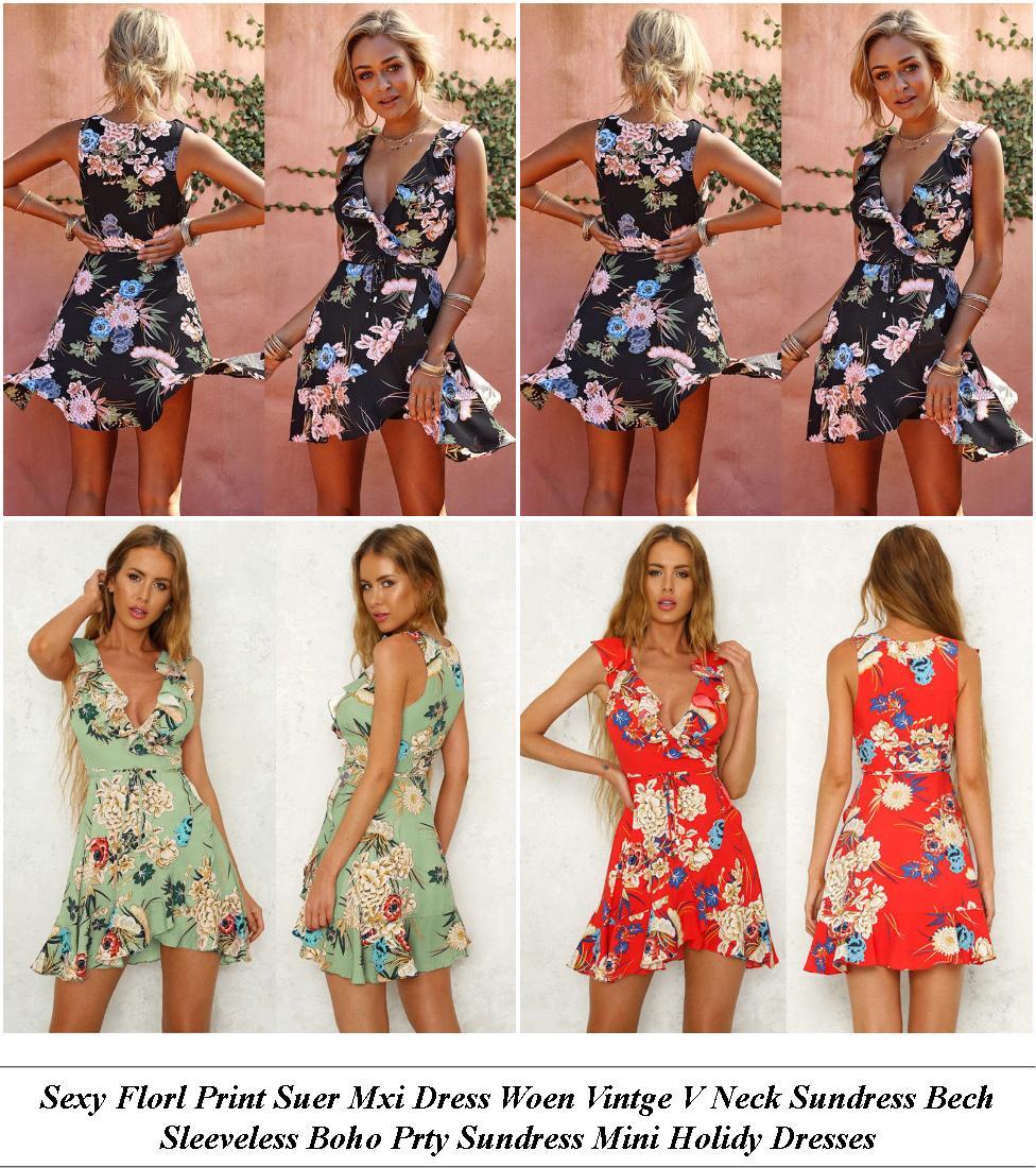 Long Dresses - Dress Sale Uk - Sweater Dress - Cheap Trendy Clothes
