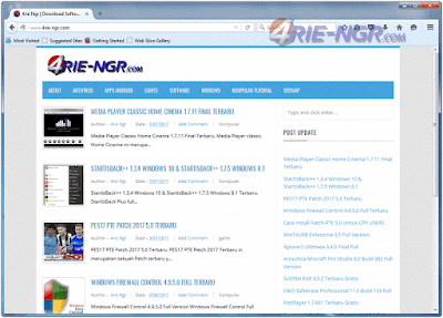 Mozilla Firefox 53.0 Terbaru Offline Installer