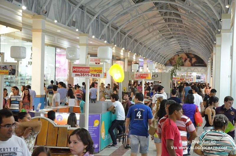 Blog do Crato  Cariri Garden Shopping tem crescimento de 60% nas vendas 42d71ecd6e