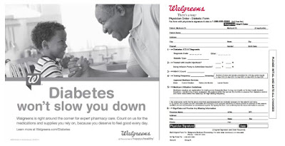 walgreens diabetic supplies