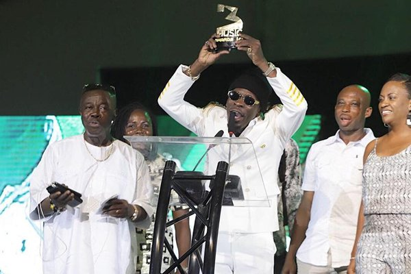 Winners at 2019 edition of the 3Music Awards