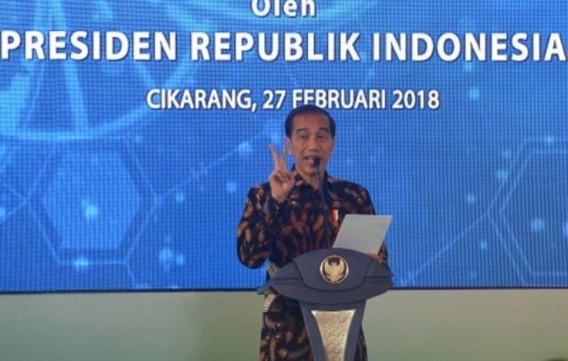 Resmikan Pabrik Bioteknologi, Jokowi: Jangan Sampai Kita Impor, Impor, Impor!