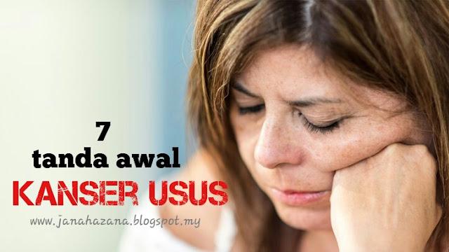 kanser usus malaysia