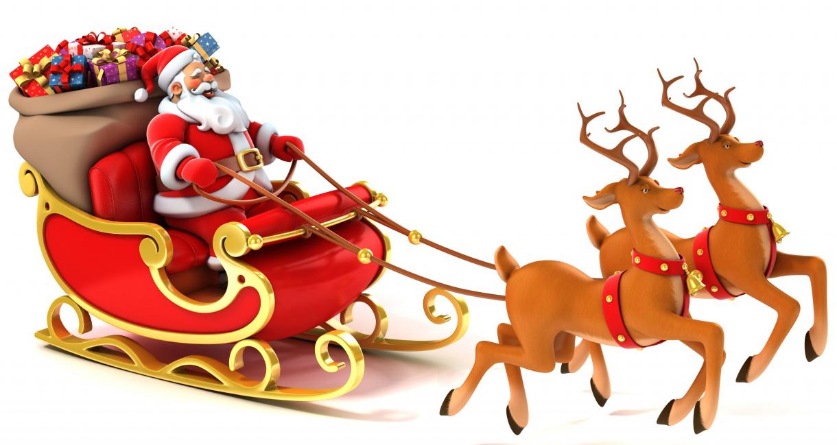 Imagenes De Papa Noel Animado.Imagenes De Papa Noel Animados