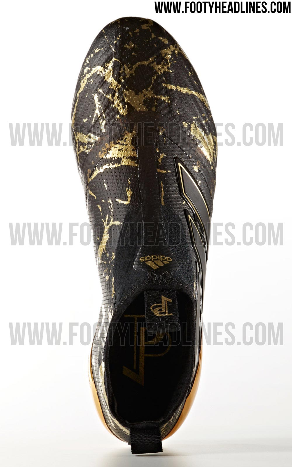 new style da255 0efe0 Adidas Ace 17+ PureControl Collection Pogba Capsule - Caractéristiques