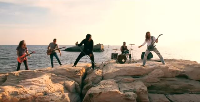 "WILD SOULS: Δείτε το νέο τους video για το κομμάτι ""Shame On You"""