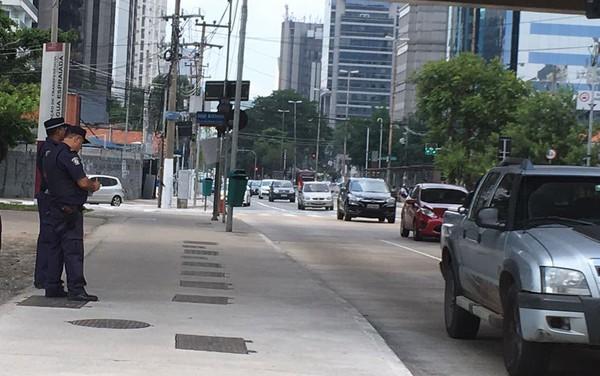Doria diz que Guarda Civil Metropolitana tem autonomia para autuar infratores