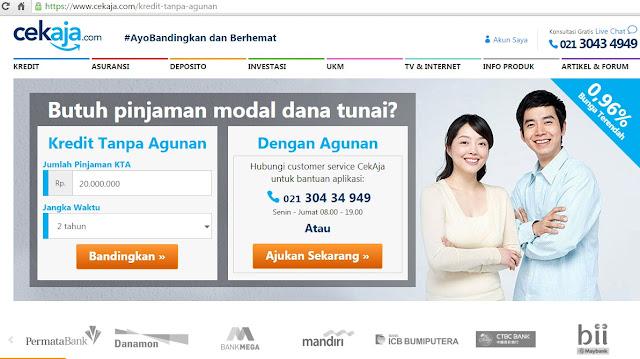11 Situs Perbandingan Produk Keuangan di Indonesia