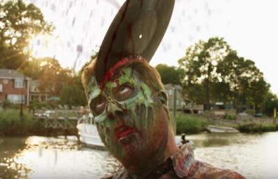il vinile colpisce lo Zombie