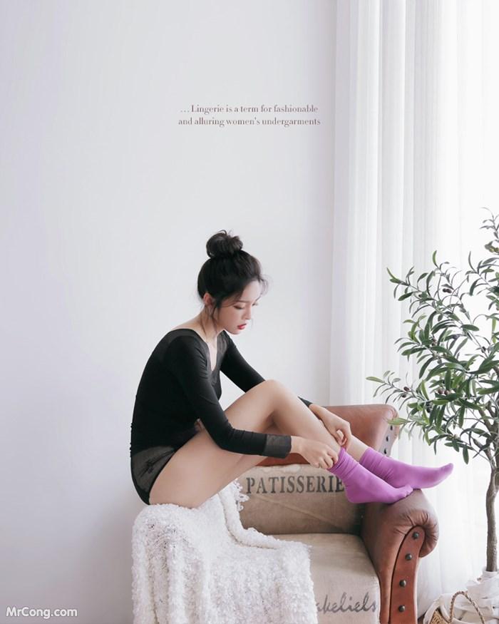 Image Korean-Model-Jin-Hee-MrCong.com-012 in post Người đẹp Jin Hee trong bộ ảnh nội y và thời trang gym tháng 10/2017 (357 ảnh)