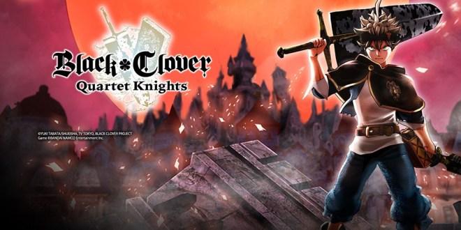 Black Clover: Quartet Knights PC Game Download