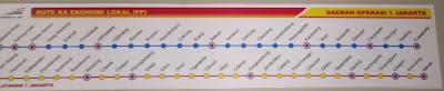 Rute Kereta Lokal Purwakarta dan Merak
