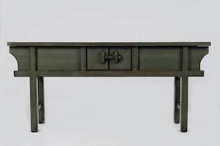 Consola Oriental 2 Puertas Abbans