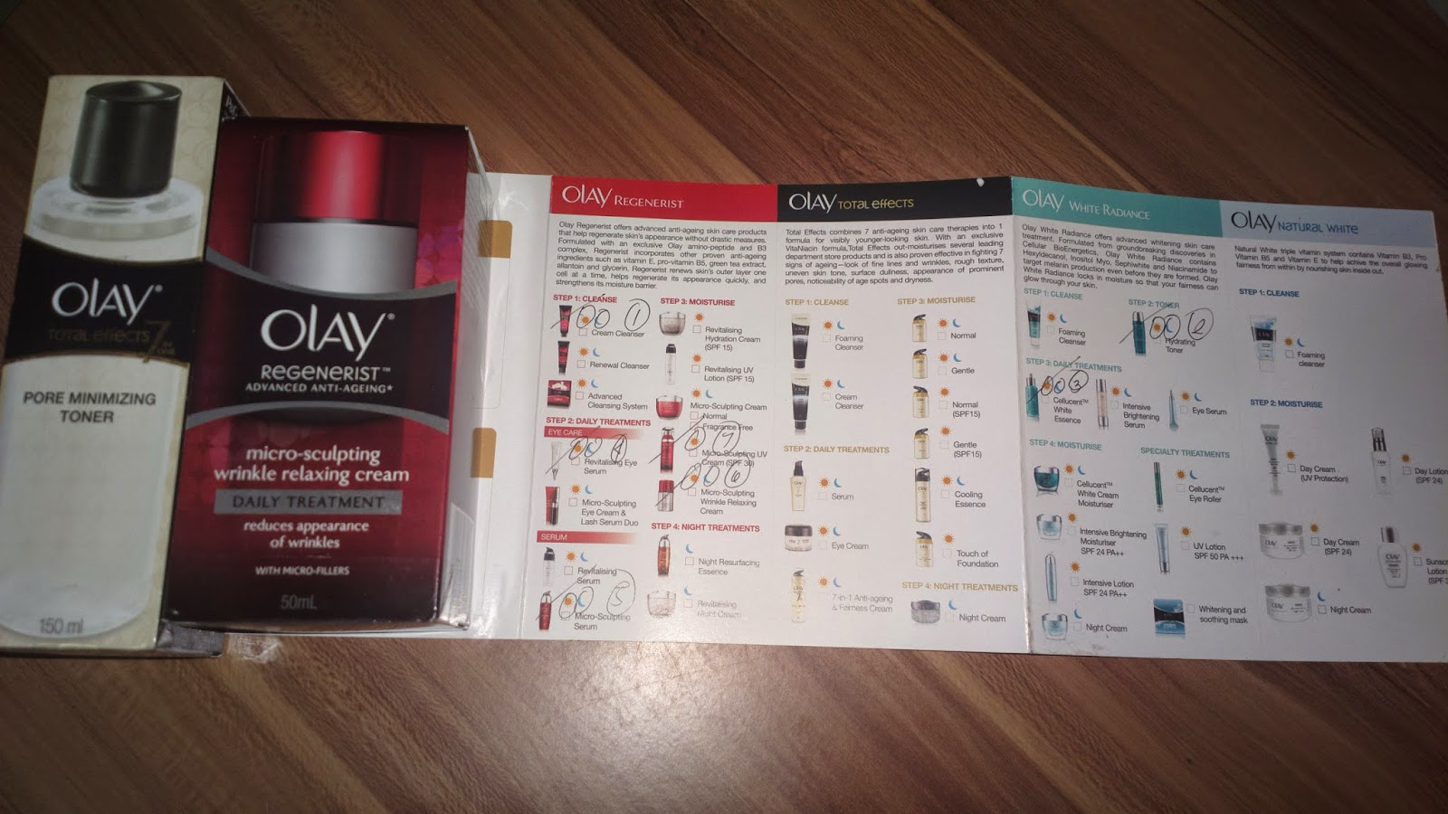 Olay for a Skincare Product Recommendation