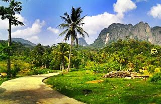 Desa Wisata Sejuta Batu