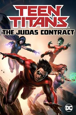 Teen Titans The Judas Contract ทีนไททั่นส์