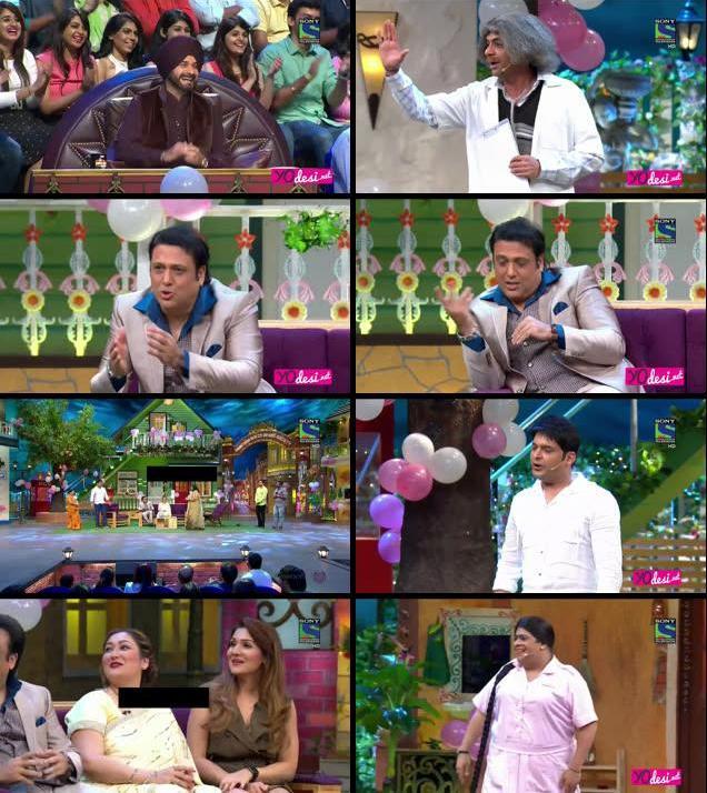 The Kapil Sharma Show 26 June 2016 HDTV 480p