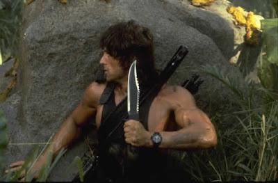 Cuchillo Rambo