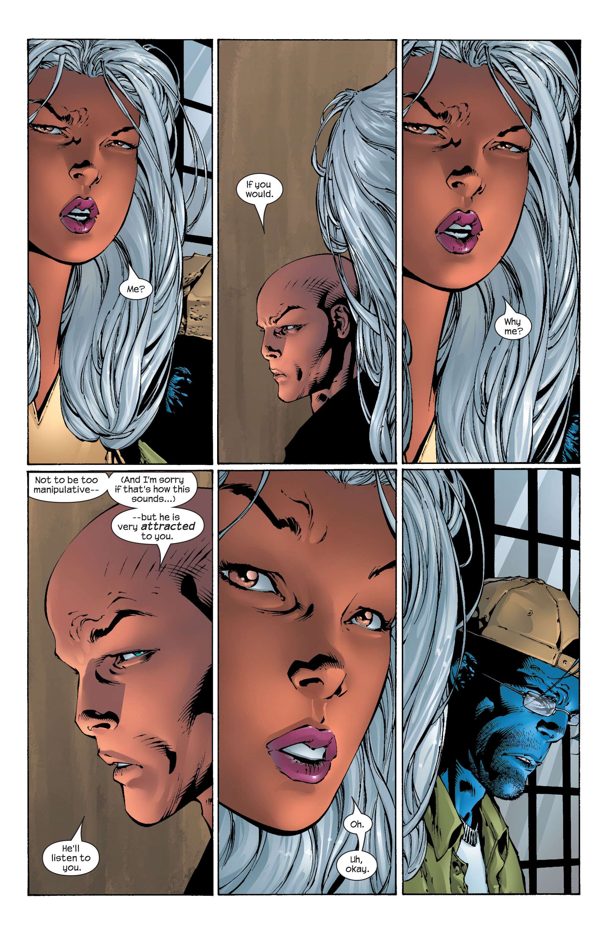 Read online Ultimate X-Men comic -  Issue #40 - 12