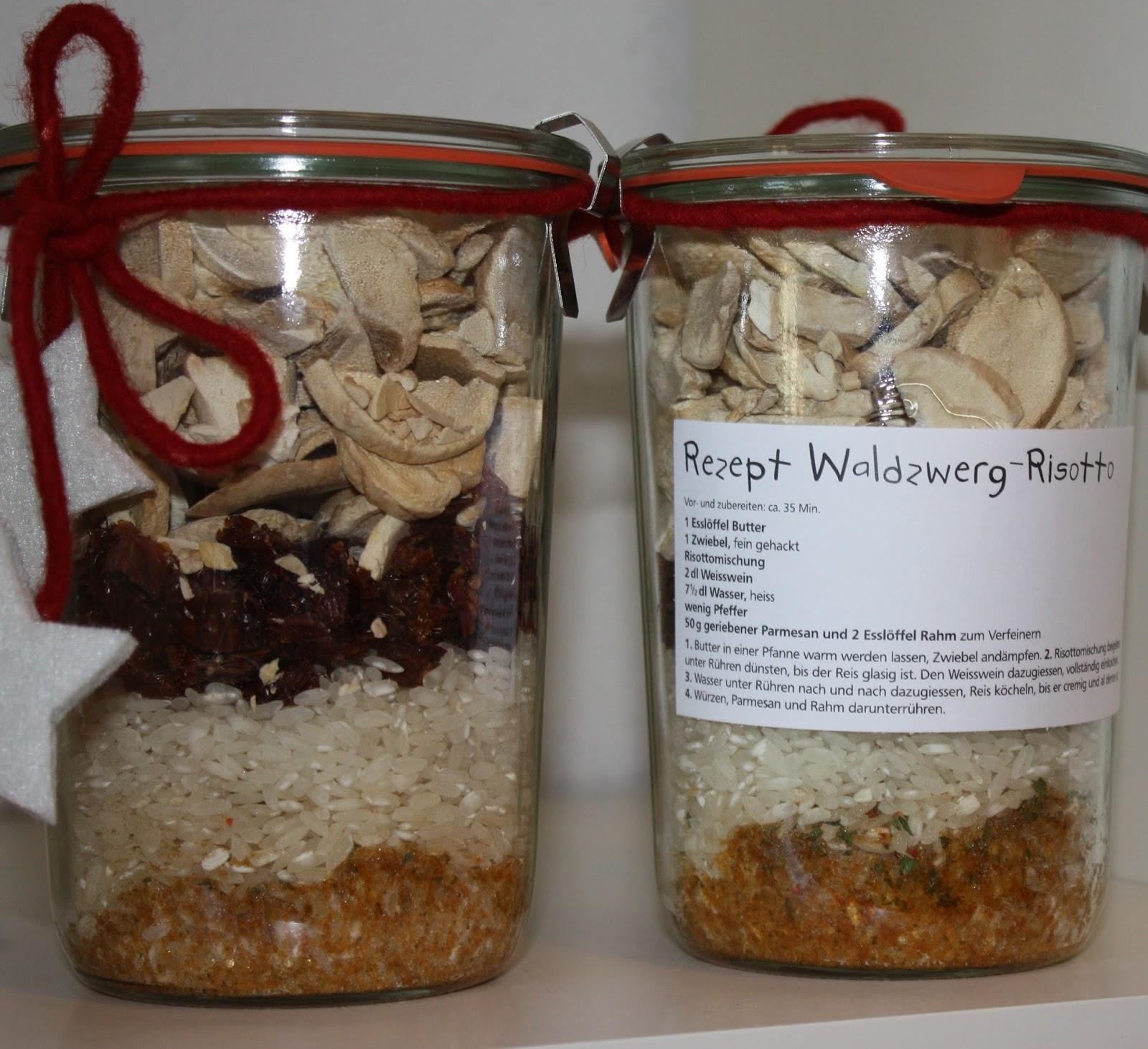 rezepte im glas zum verschenken risotto gesundes essen und rezepte foto blog. Black Bedroom Furniture Sets. Home Design Ideas