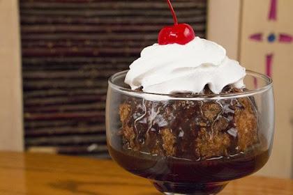 Kreasi Mudah Membuat Ice Cream Milo