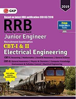 [PDF] RRB JE 2019 Electrical Engineering G K Publication
