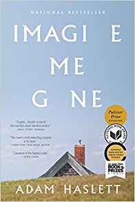 "October 2017's Book of the Month is ""Imagine Me Gone"""