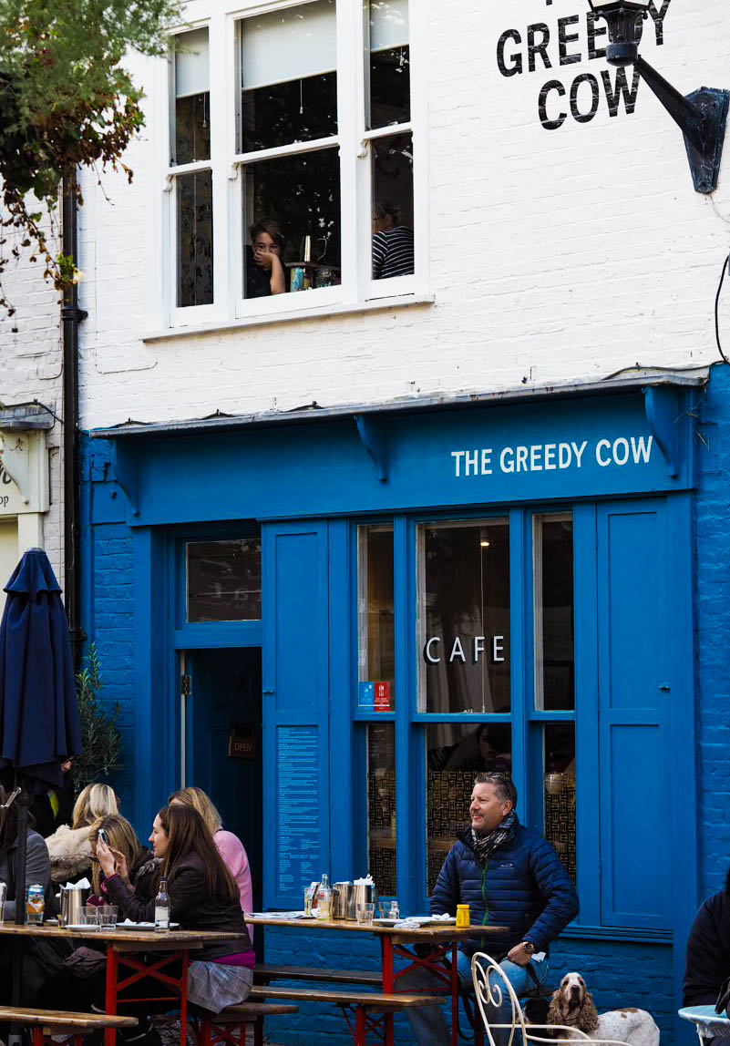 The Greedy Cow cafe Margate