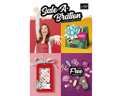 Sale-A-Bration Free Items!