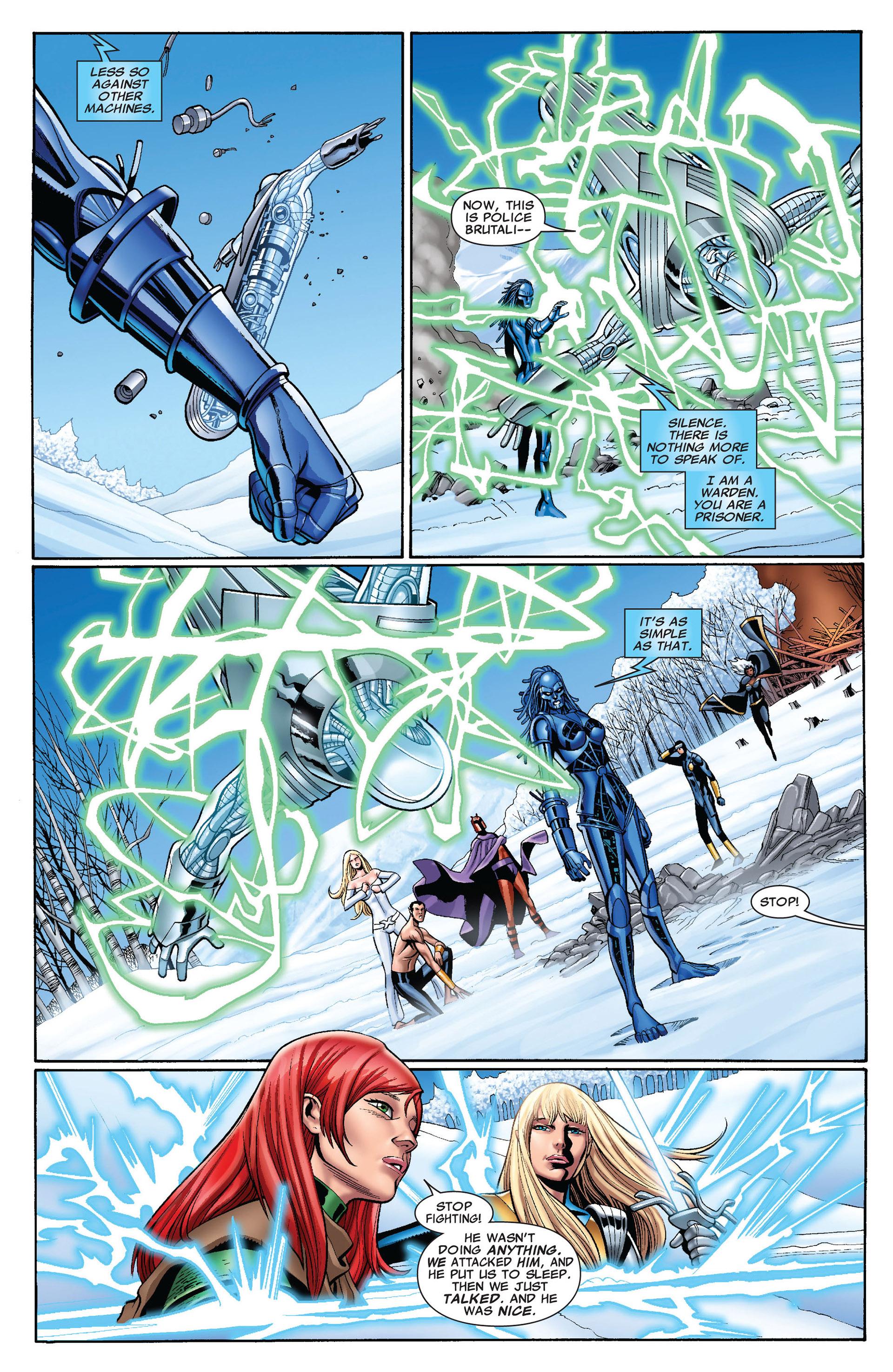 Read online Uncanny X-Men (2012) comic -  Issue #10 - 13
