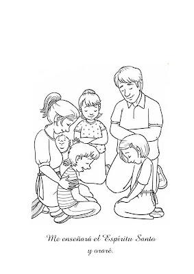 """Ayudas visuales e ideas para enseñar a los niños de la Primaria SUD la canción """"Me encanta ver el templo"""""""