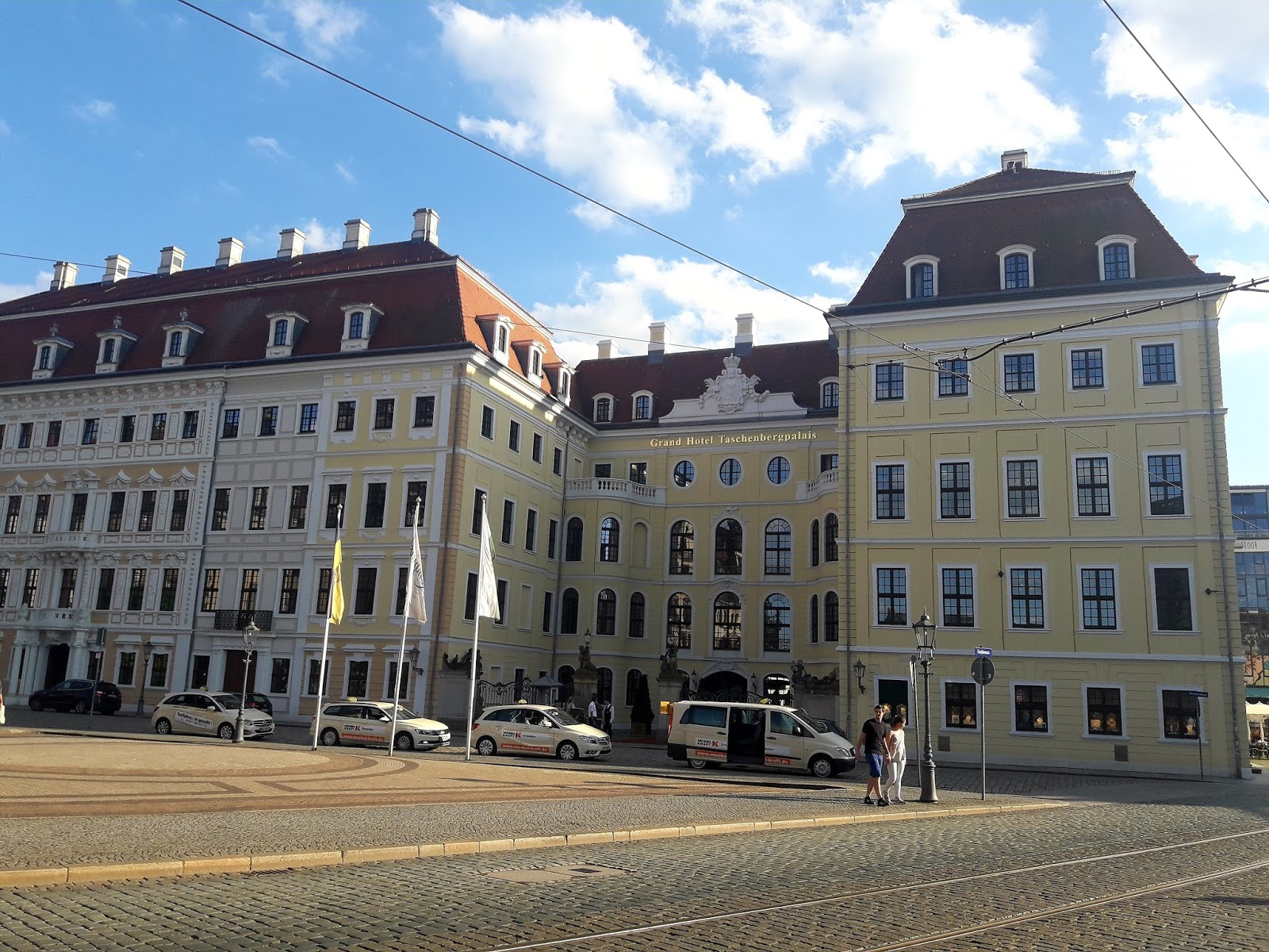 Dresden S Grandest Hotel Was Once A Palace Originally Built For A Notorious Royal Mistress