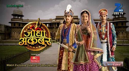 Jodha Akbar Episode 483--484 Update on Monday 27th November 2017