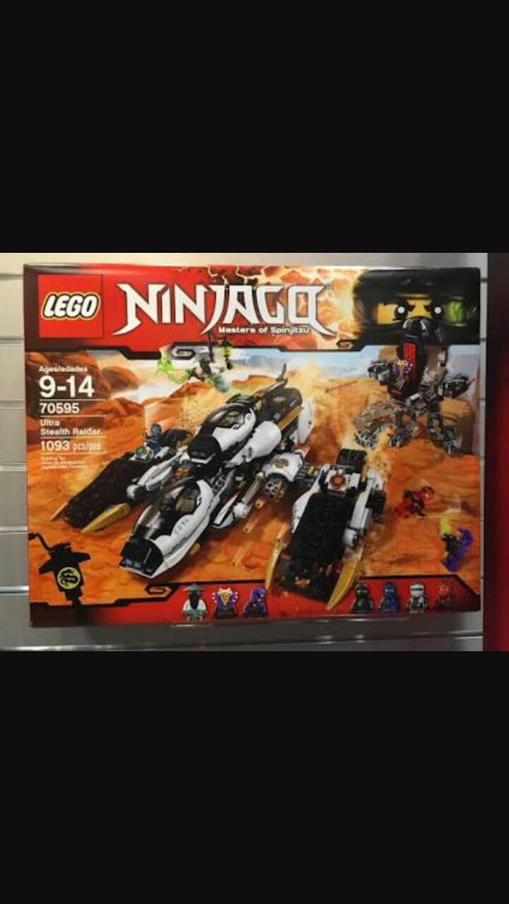 Bricklover April 2016 Lego Ninjago 70594 The Lighthouse Siege New Update Season 7