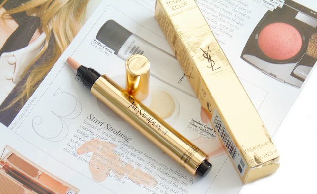 Beauty Confidential: YSL Touche Eclat