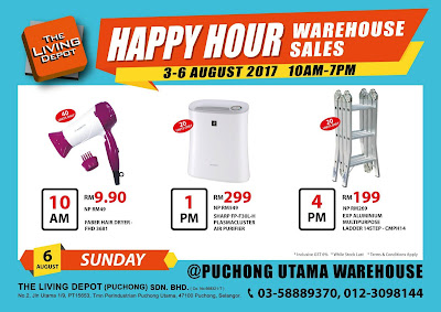 The Living Depot Warehouse Sales
