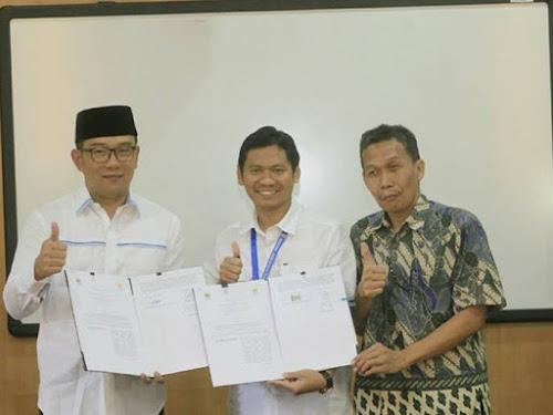 Kerja Sama PLN Jabar dan Pemkot Bandung