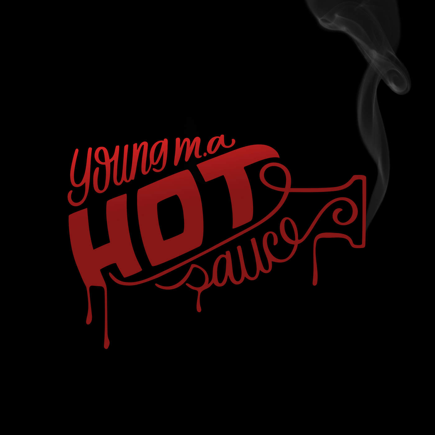Young M.a. - Hot Sauce - Single Cover