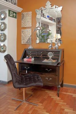 1 Espelhos venezianos para a casa nova...!