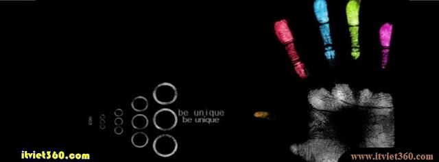 Ảnh bìa facebook đẹp độc đáo - Cover FB timeline enique, bàn tay ma quỷ