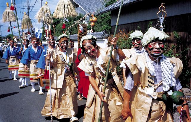 Hyoge Matsuri, Takamatsu City, Kagawa Pref.