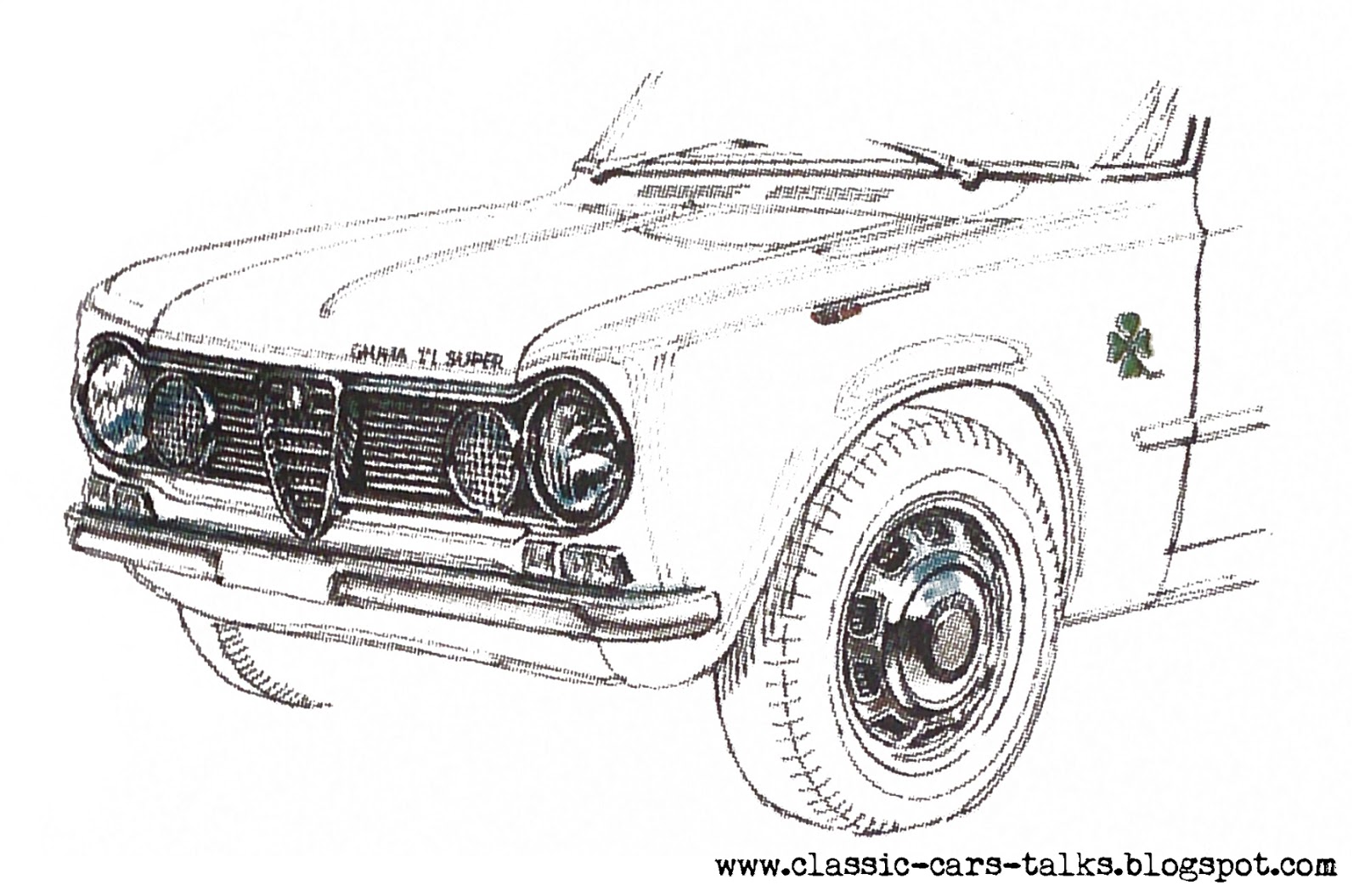 Classic Cars Talks The Alfa Romeo Giulia Timeline