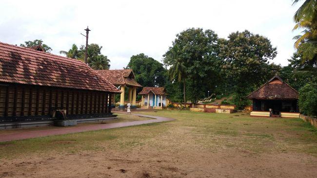 Sri Vamana Moorthy Temple Premises