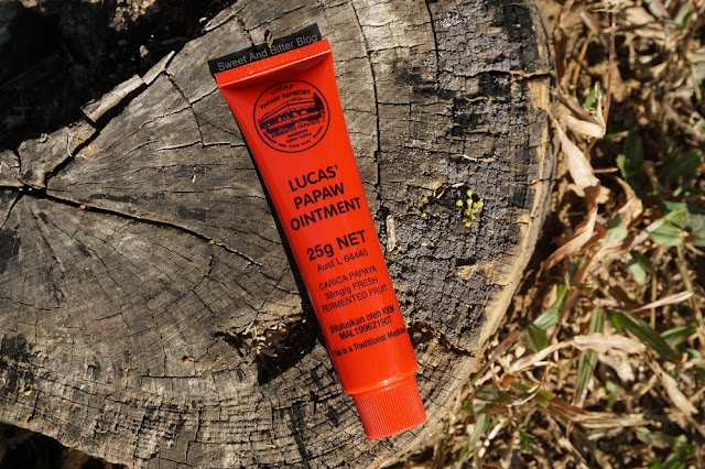 Lucas Papaw Ointment India Review