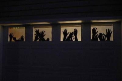 siluestas manos