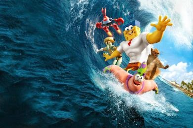 The SpongeBob Movies