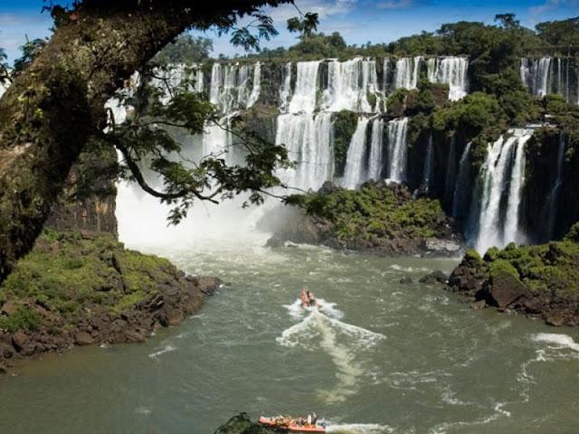 Chutes d'Iguazú - Argentine