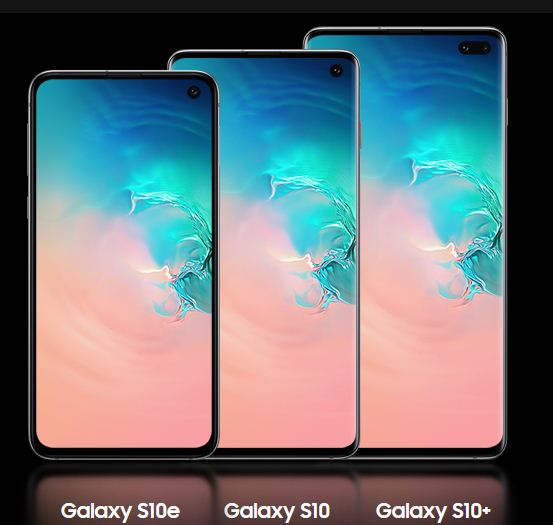 √ Samsung Galaxy S10e | S10 | S10+ Specification As Well As Features
