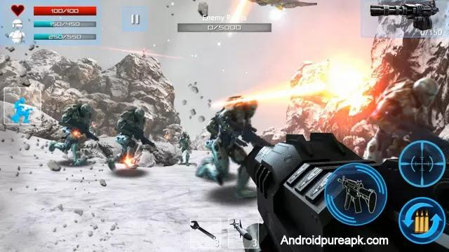 Enemy Strike 2 Mod Apk