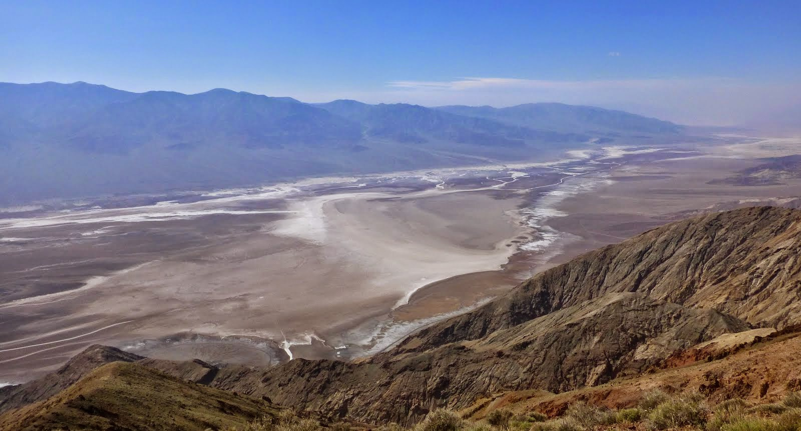 A Dry Spring in Death Valley